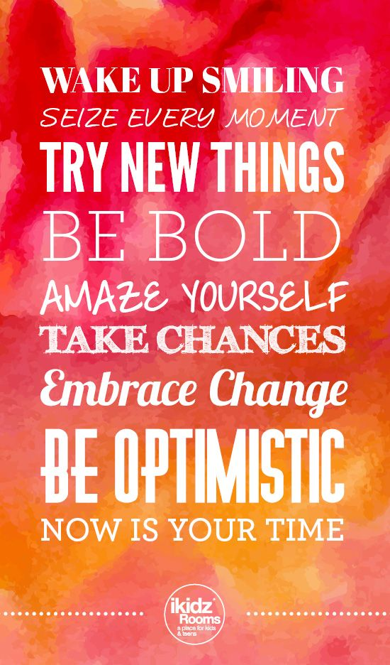 Bedroom Furniture Accessories positive and inspirational phrases! ikidz rooms® - kids, teen and