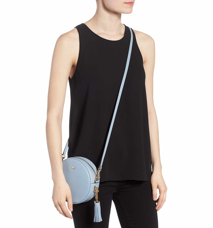 9913974eacf9 Main Image - MICHAEL Michael Kors Medium Leather Canteen Bag   L's ...