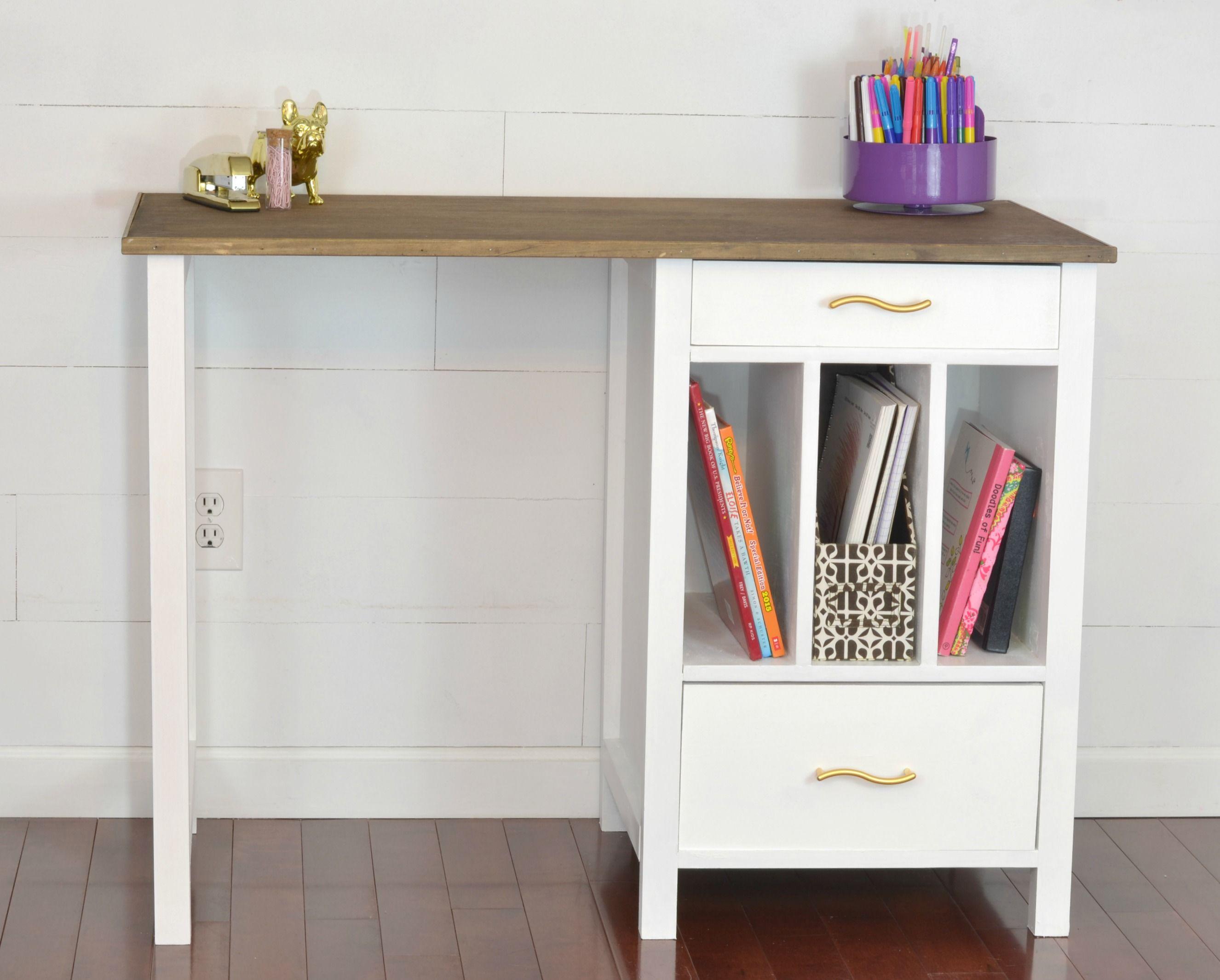 Build It Yourself Desk Plans Desk Plans Diy Desk