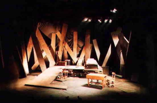 Cool Concept Design Set Design Stage Lighting Design Theatre Design