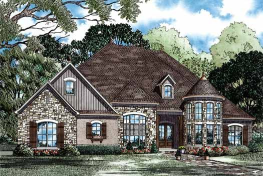European Style House Plans Plan 12 1170 Country Style House Plans French Country House Plans French Country House