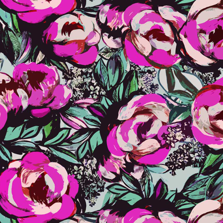 Sarah Papworth Freelance textile designer. www