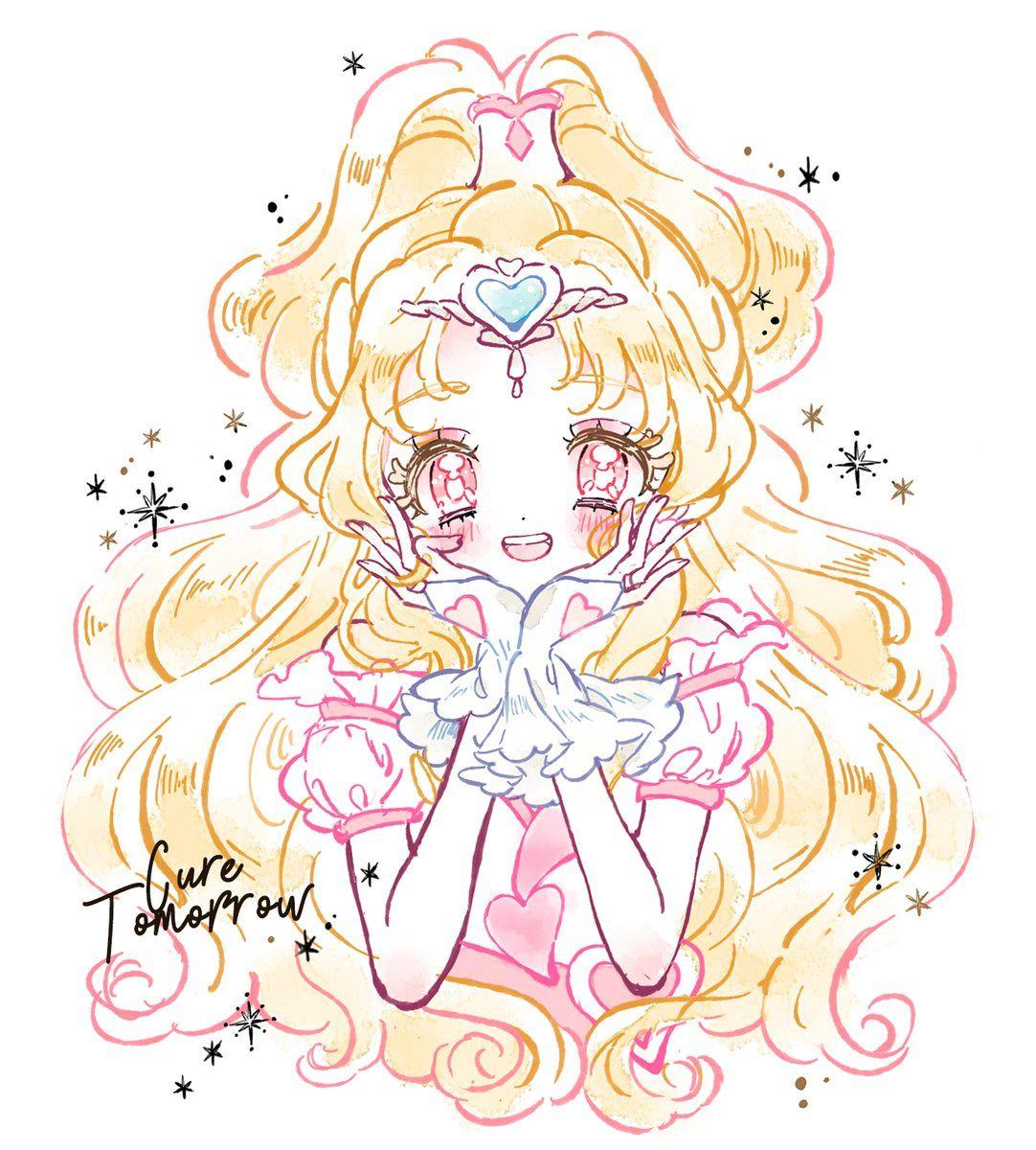 ゆーちょ🇺🇸 (Uuutyo) Twitter Anime, Anime images, Anime
