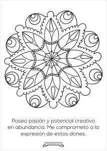 Creatividad Mandalas Para Pintar Frugalisima Mandalas Para