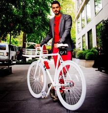 Lorenzo Martone Gramercy Park Hotel bicycles