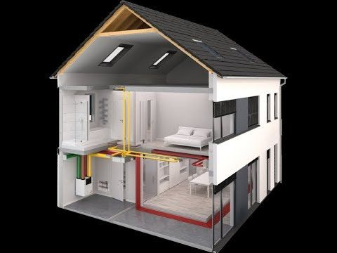 Zehnder Heat Recovery and Ducting Systems - HRV - ERV Геотермо-The