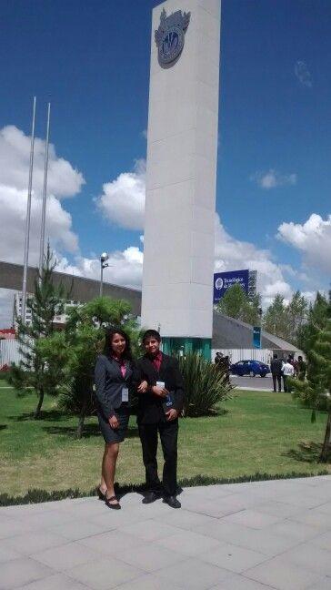 Alumnos del M101 en el Tecnológico de Monterrey en Puebla.