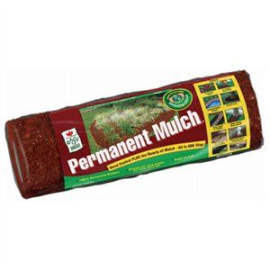 24-In. x 6-Ft. Brown Roll Out Permanent Mulch: Model# PM26300-4 | True Value
