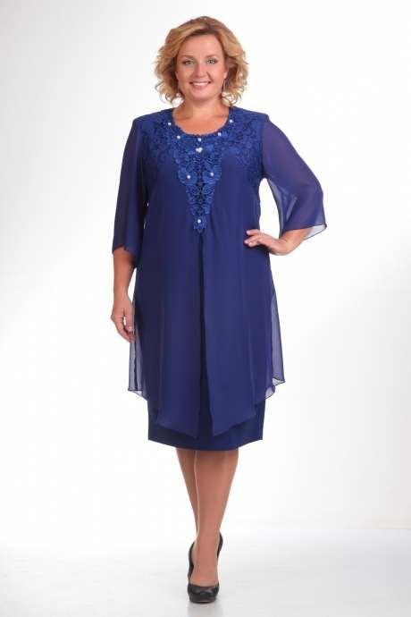 Шикарные платья для полных женщин белорусской компании ...