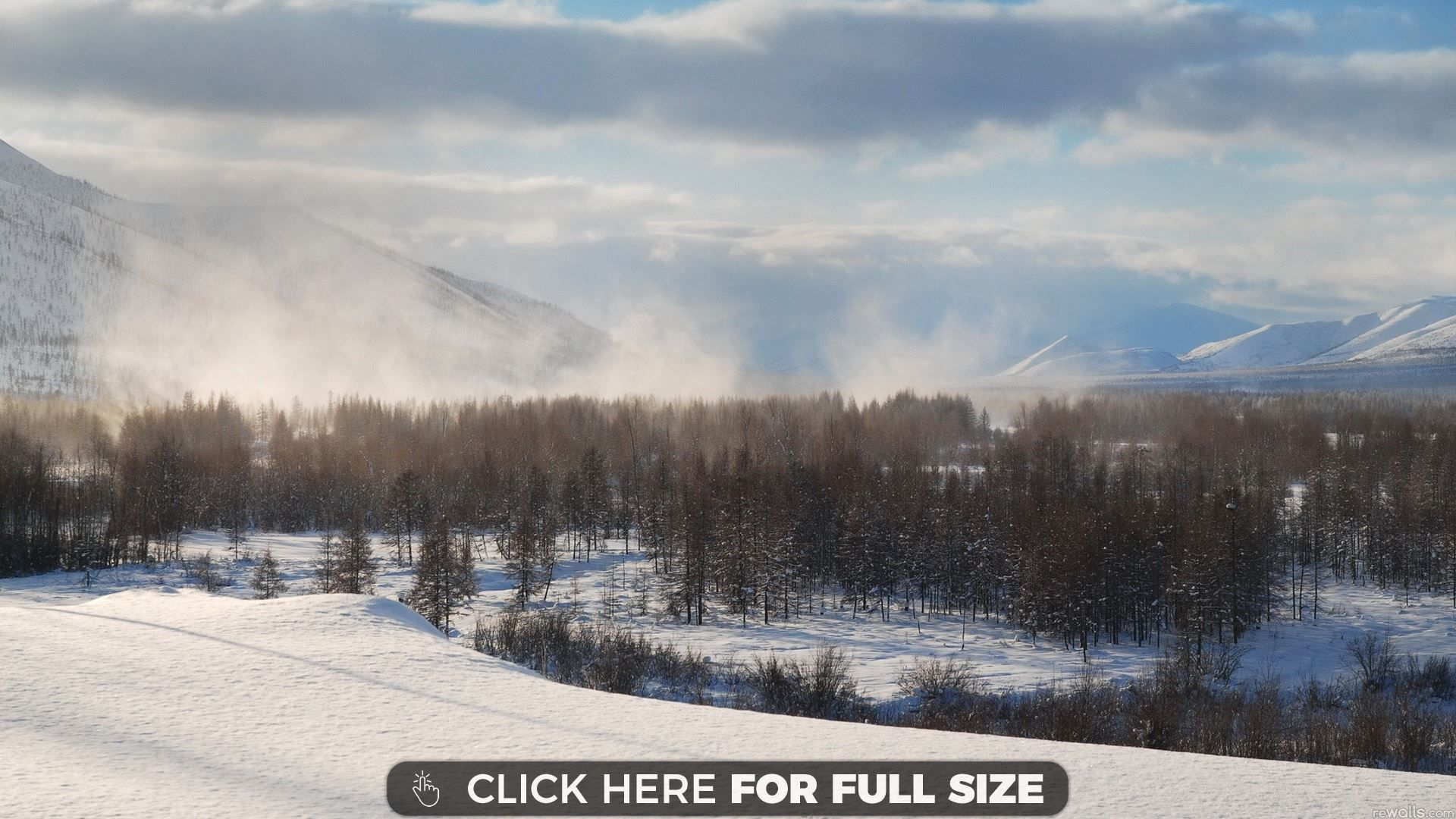 Mountain Landscapes Snowy Night Wallpapers Scenic