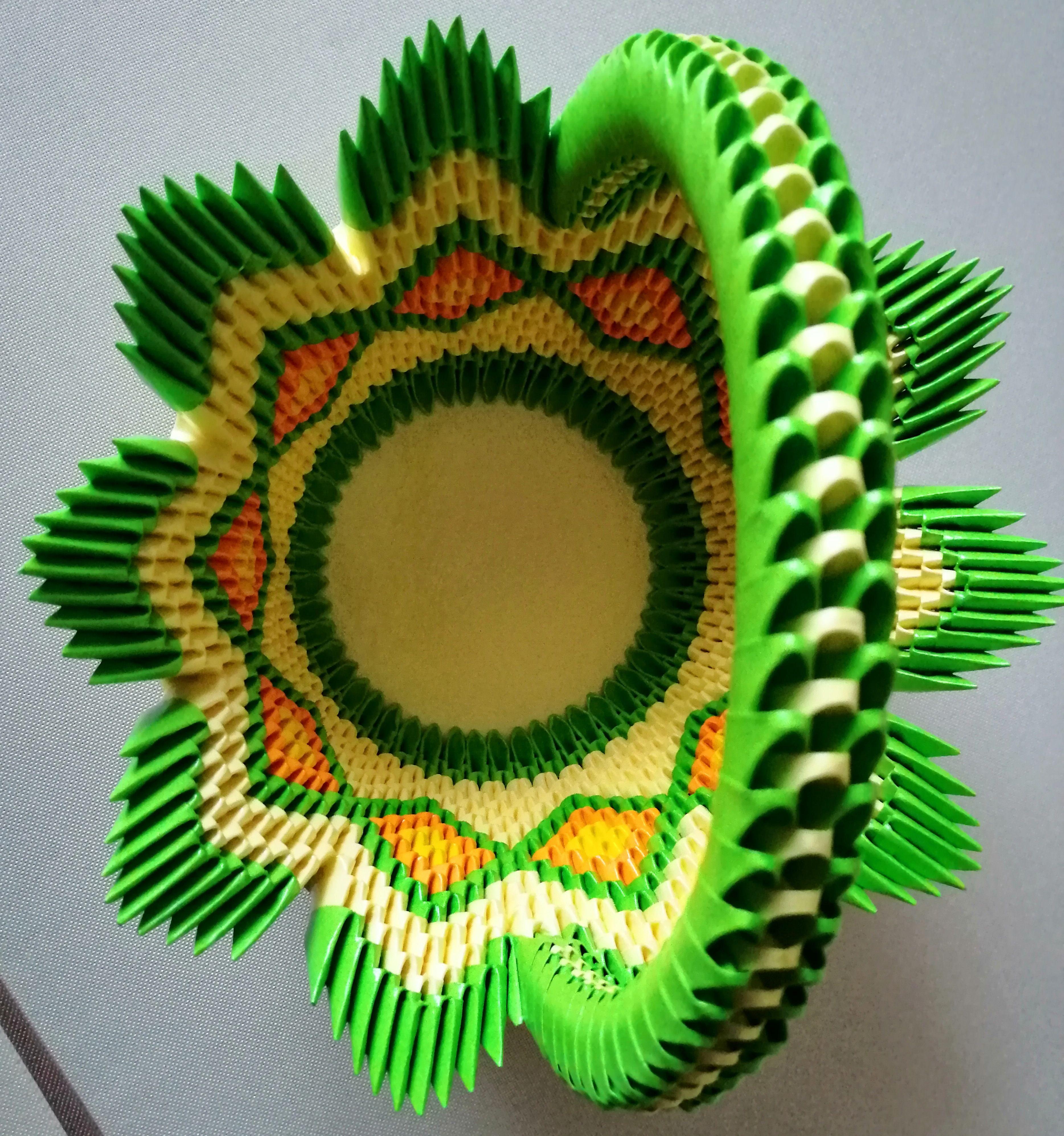 Koszyczek Wielkanocny Origami Diy Gift Box Diy Gift