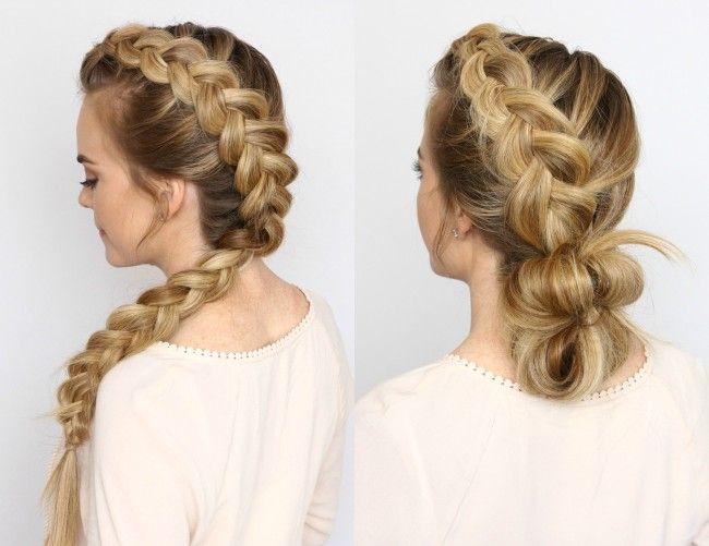 Dutch Mohawk Braid Hairstyles | MISSY SUE
