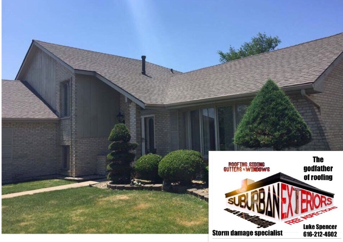 Construction Company Specializing In Insurance Claim Work For Storm Damage We Do Roofing Siding Gutters And Windows Ht Roofing Gutters Construction Company