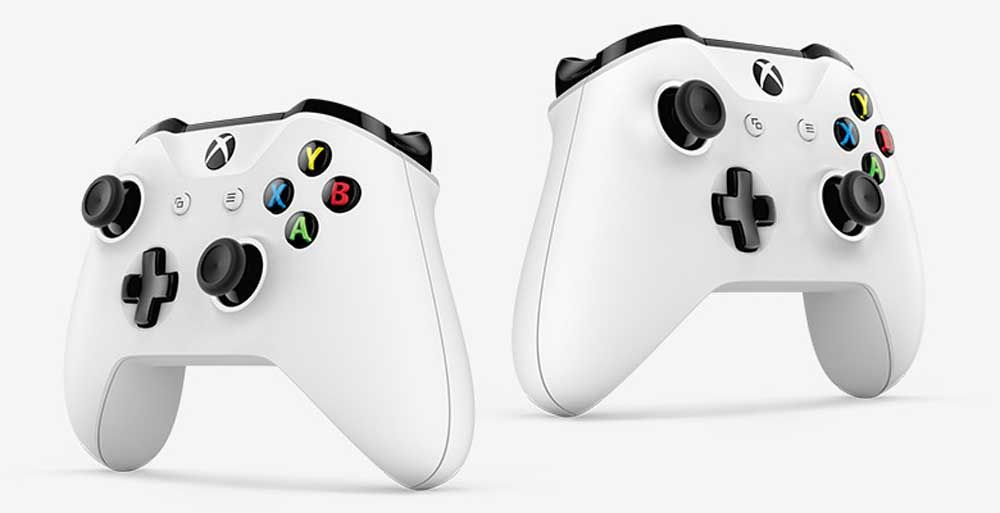 Xbox One S Controller Clearance Sale At 39 99 Xbox One S Xbox One Xbox One Games