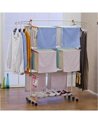 Amazon Drying Rack Get Organized  Free Guide  Pinterest  Laundry Storage