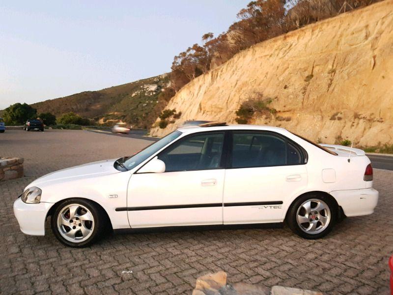 Honda Ballade vtec   Other   Gumtree Classifieds South Africa ...