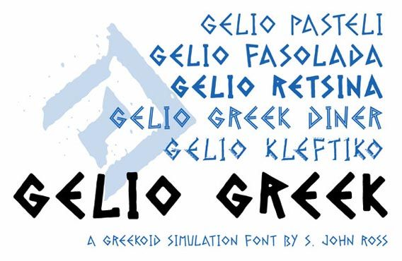 Free Roman And Greek Looking Fonts 36 Examples Greek Font Lettering Fonts Fonts