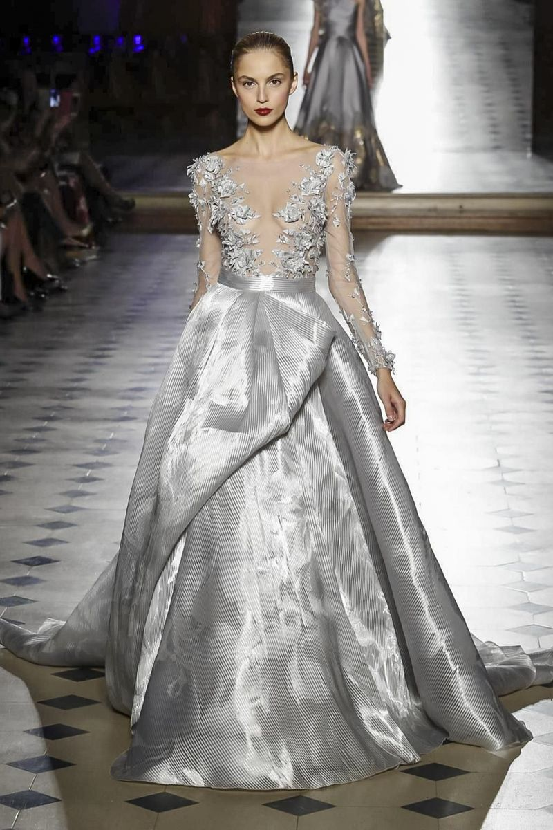 Tony ward couture falll winter collection in paris gorgeous