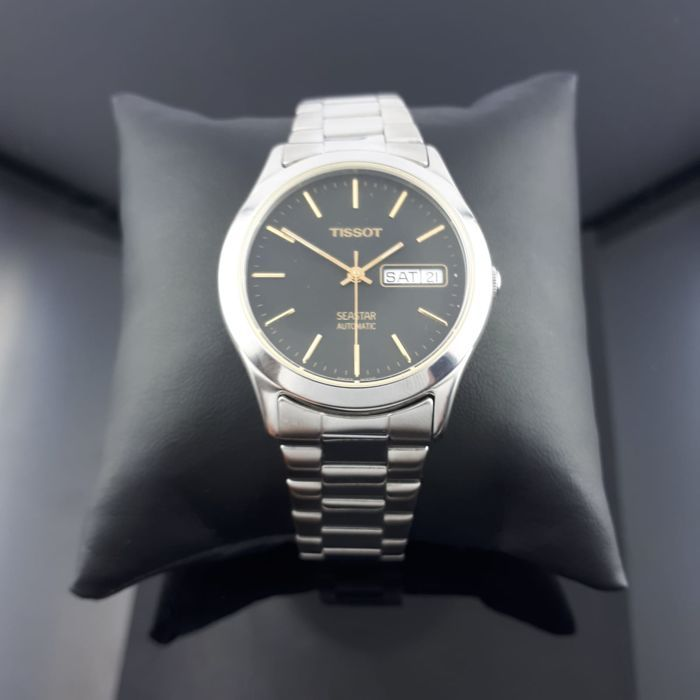 c5e359633 Tissot - Seastar - A582 - Men - 1990-1999 in 2019 | Dress Watches ...