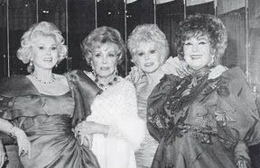 Gabor Sisters and their mother