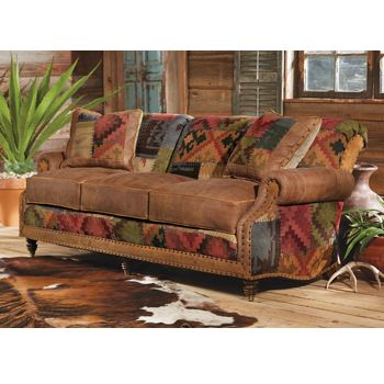 Saddle Blanket Furniture Crow S Nest Exclusive Rustic