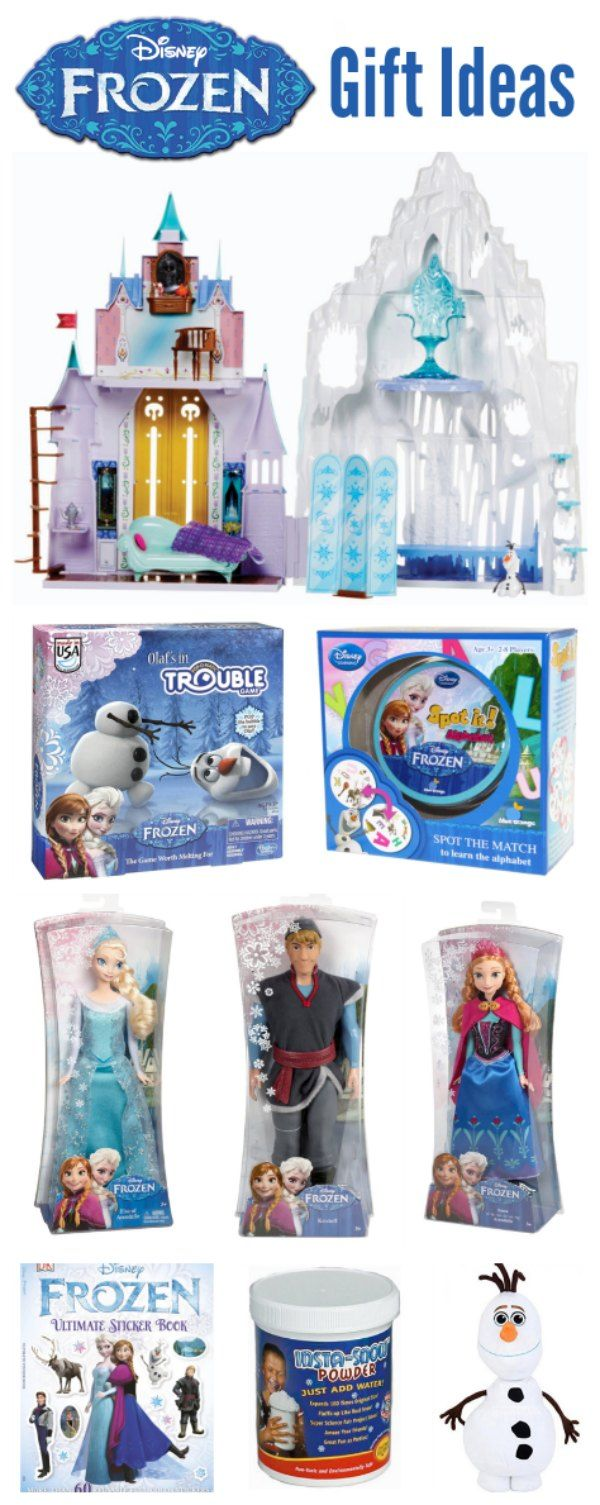 Great Disney Frozen Gift Ideas Diy And Store Bought