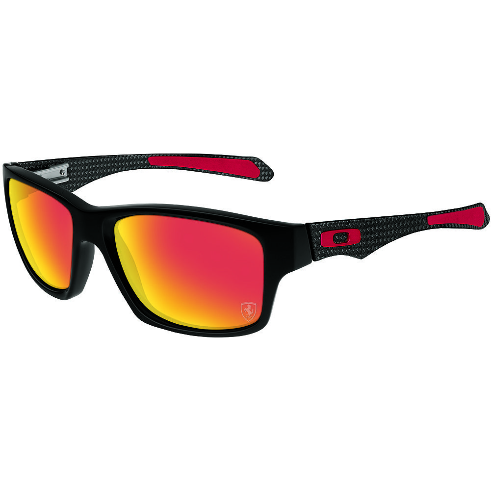 a12c21d666554 Sale on Oakley Ferrari Jupiter Carbon Limited Editions Polarized Casual  Wear Sunglasses - Motorhelmets