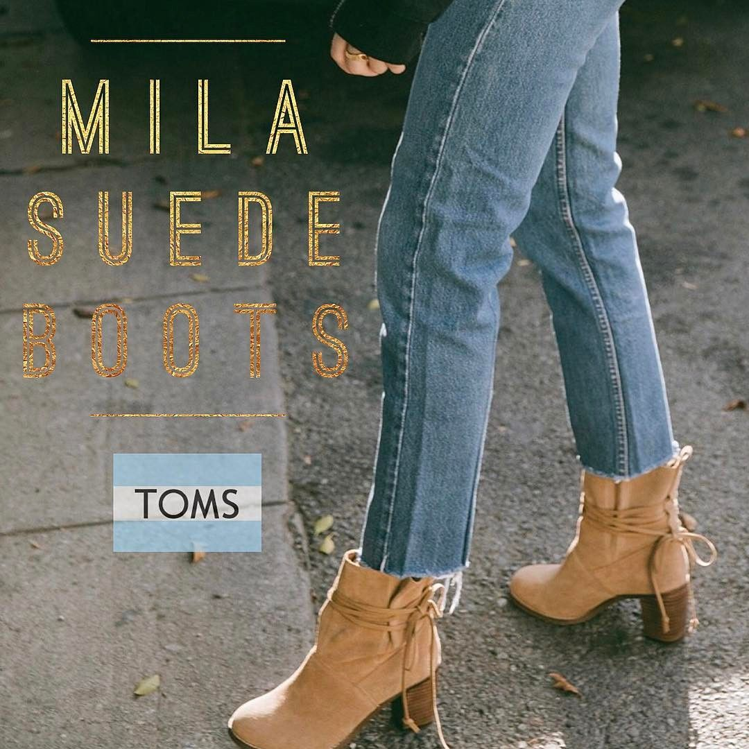 1 year old boy hairstyles new toms mila suede boots available in toffee u black