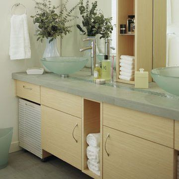 Guidelines for Selecting Bathroom Counters and Sinks (With ...