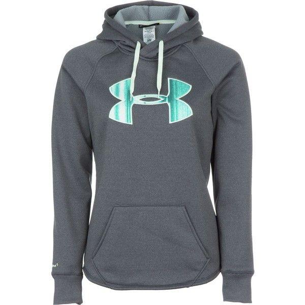 Under armour sweatshirts for girls blue