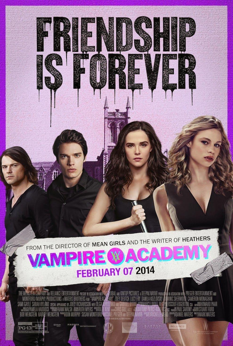 Entre Algunas Palabras Pelicula Vampire Academy Vampire Academy Academia De Vampiros