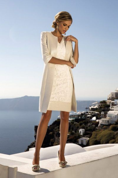 cd5aec5bf38 Linea Raffaelli SS18 Mother of the bride Outfits at Nicola Ross ...