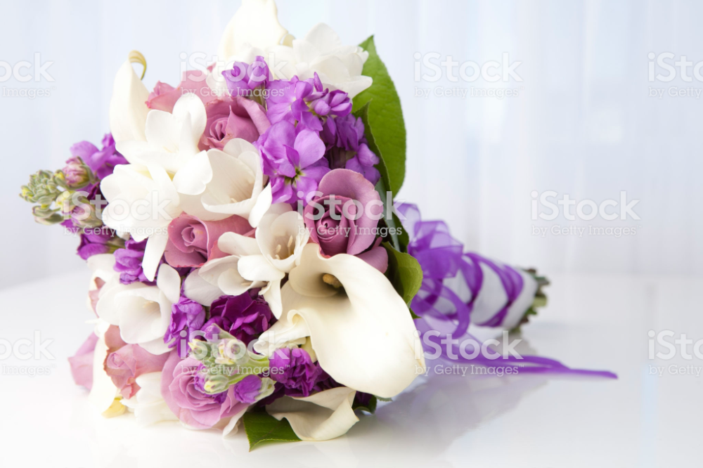 Purple mixed spring bridal bouquet #bridalbouquetpurple Purple and white bridal bouquet - Royalty-free Bouquet Stock Photo #bridalbouquetpurple Purple mixed spring bridal bouquet #bridalbouquetpurple Purple and white bridal bouquet - Royalty-free Bouquet Stock Photo #bridalbouquetpurple