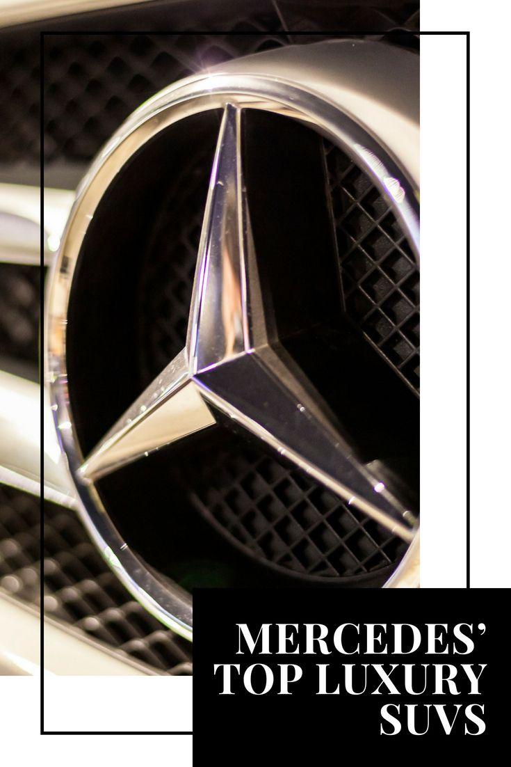 Photo of メルセデストップの高級Suv|します。贅沢