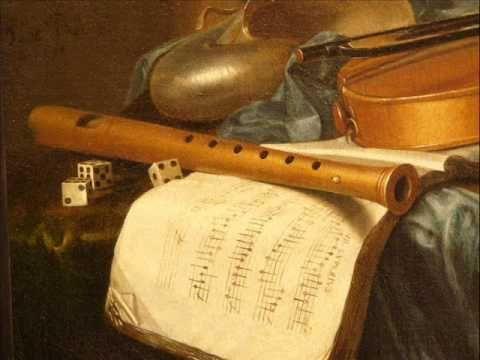 G.Ph. Telemann: Fantasia No. 11 in B flat major (transcribed)