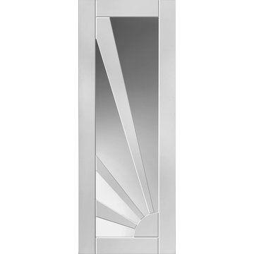 Calypso aurora white primed door with clear safety glass safety the calypso aurora white primed with clear safety glass door all ready for a choice of planetlyrics Gallery