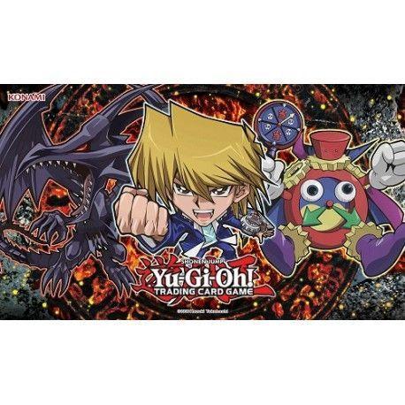 Konami Yu-Gi-Oh Duelist Kingdom Chibi Game Mat (Joey)