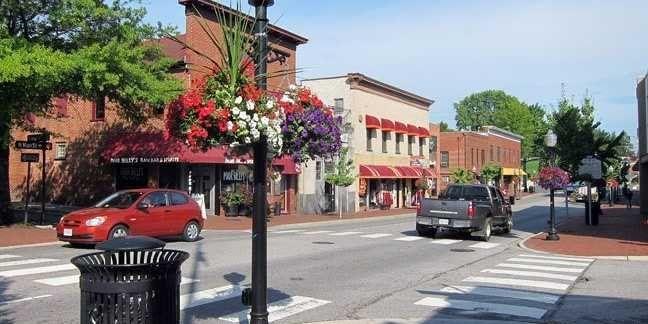 5 Best College Town In America Blacksburg Virginia Best