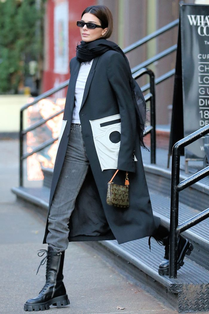 These 5 Basics Are the Secret to Kendall Jenner's