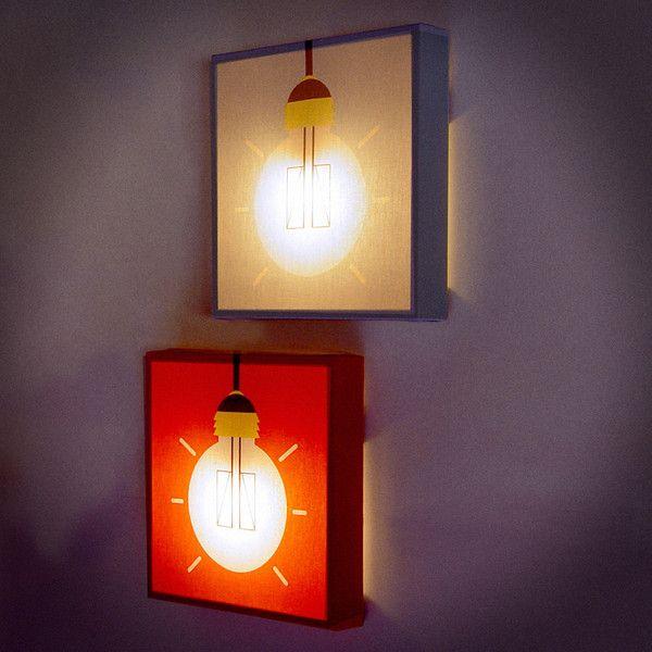 Double Merrick - Ampoule Wall Light.