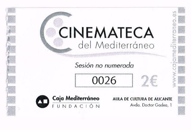 El mundo y la Cinemateca siguen   - Blog MICROMONÓLOGOS DE CADA DÍA