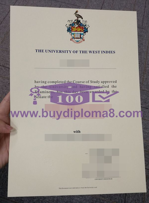 buy The University of the West Indies(UWI) diploma, buy fake - fake divorce certificate