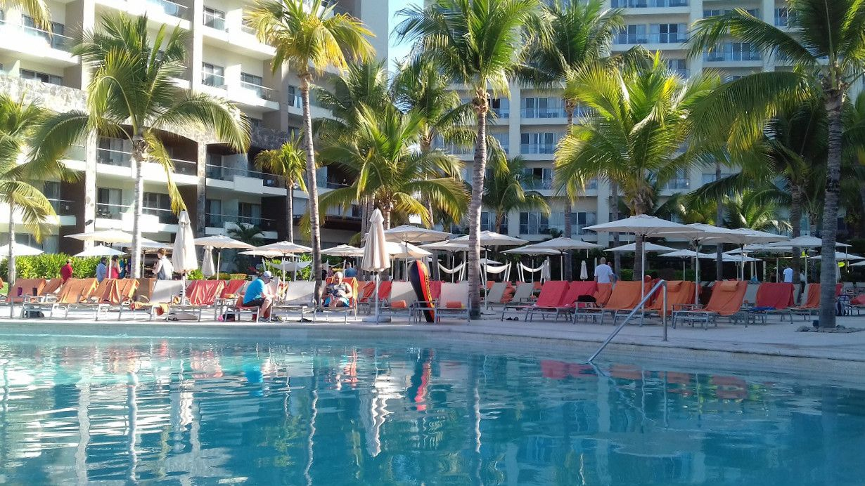 Grab A Spot By The Pool At Now Amber Puerto Vallarta With Images