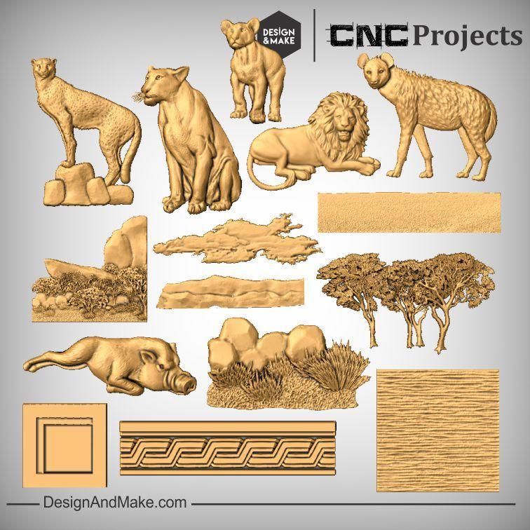 Design Make Store Cnc Clipart