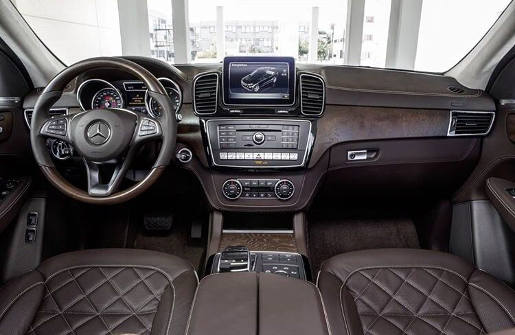 Interior Designo Gle Coupe With Images Mercedes Benz Gle