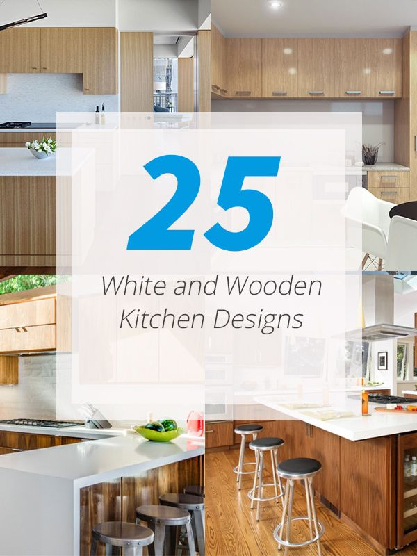 Best 25 Warm White And Wooden Kitchen Designs Kitchen Design 400 x 300