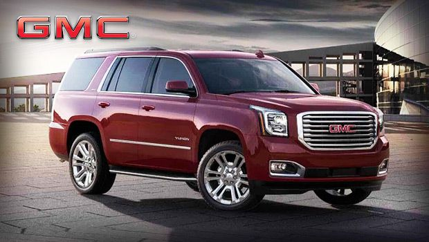 2018 Gmc Yukon Full Size Family Suv With V8 Engine And Versatile