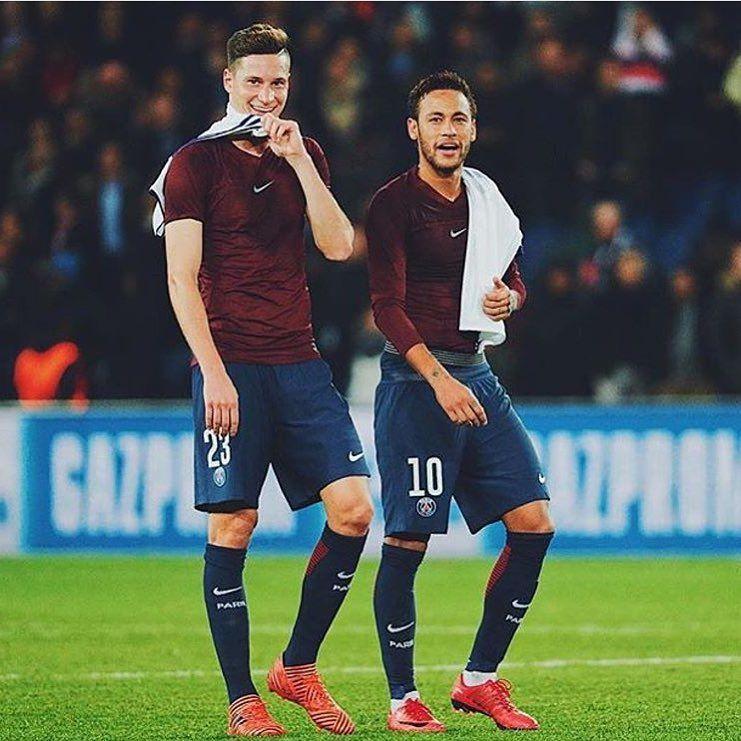 Back To Paris Draxlerofficial Draxler Juliandraxler Jdx Germany Deutschland Bayern Worldcup Psg Messi Cr Julian Draxler Psg Neymar