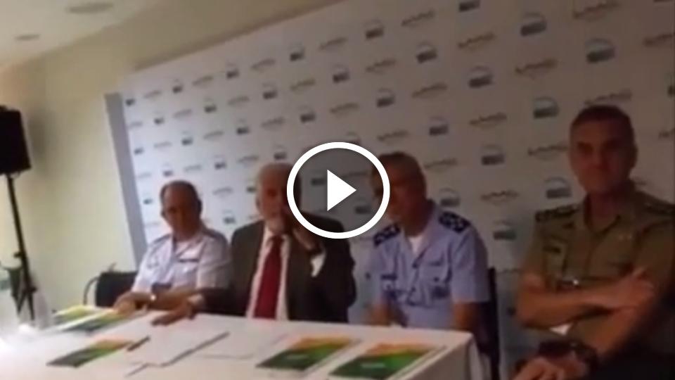 Folha Política: Ministro da Defesa de Dilma foge ao ser perguntado sobre MST e declarações ilegais de Lula; veja vídeo