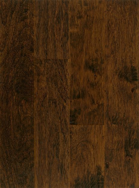 Hickory Hardwood Flooring Dark Brown Eamv5tb By Bruce Flooring